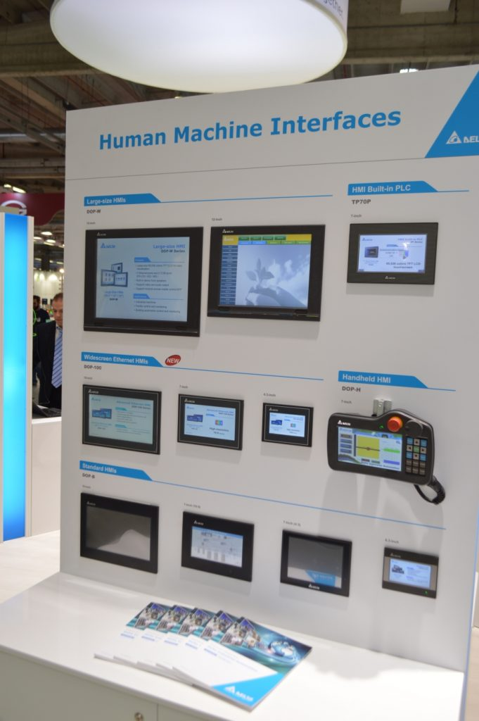 Delta presents its latest innovations in industrial automation at