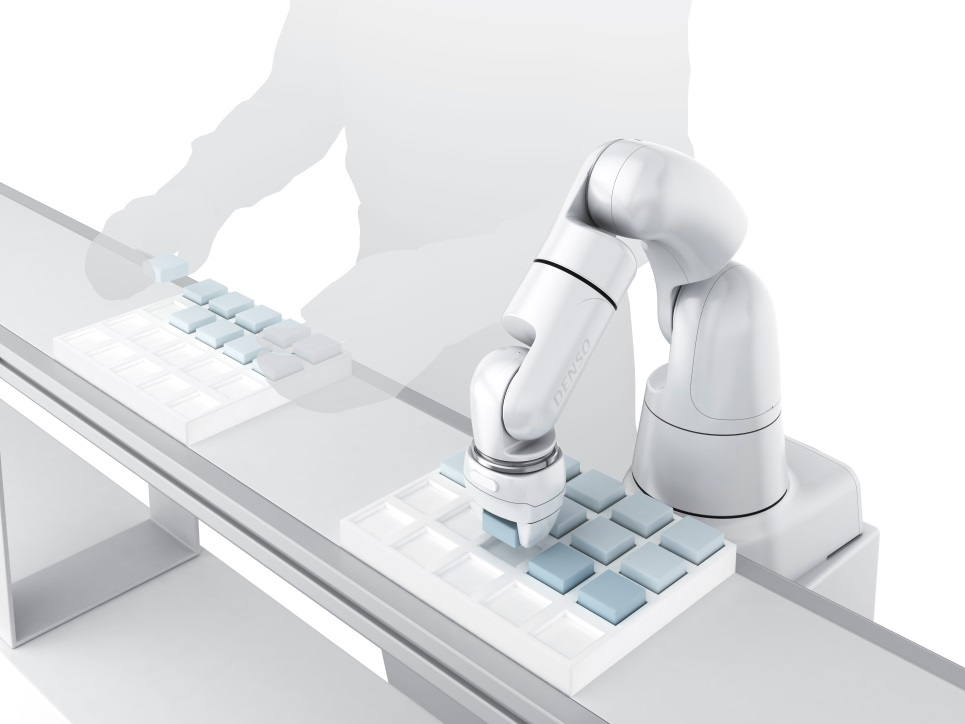 Denso unveils collaborative robot prototype it calls 'Cobotta'