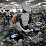 Japan turning to robots because there's not enough humans around