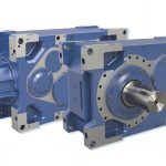 Nord Drivesystems shows modular industrial gear units in additional sizes