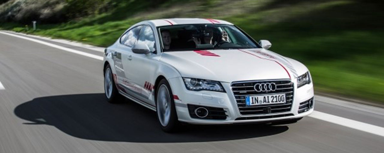 Audi-Autonomous-Vehicle
