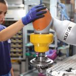 Collaborative robotic system makes 'monotonous and physically demanding tasks' at BMW easier