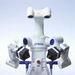 Epson boss says company's advanced sensor could change the way industrial robots are used
