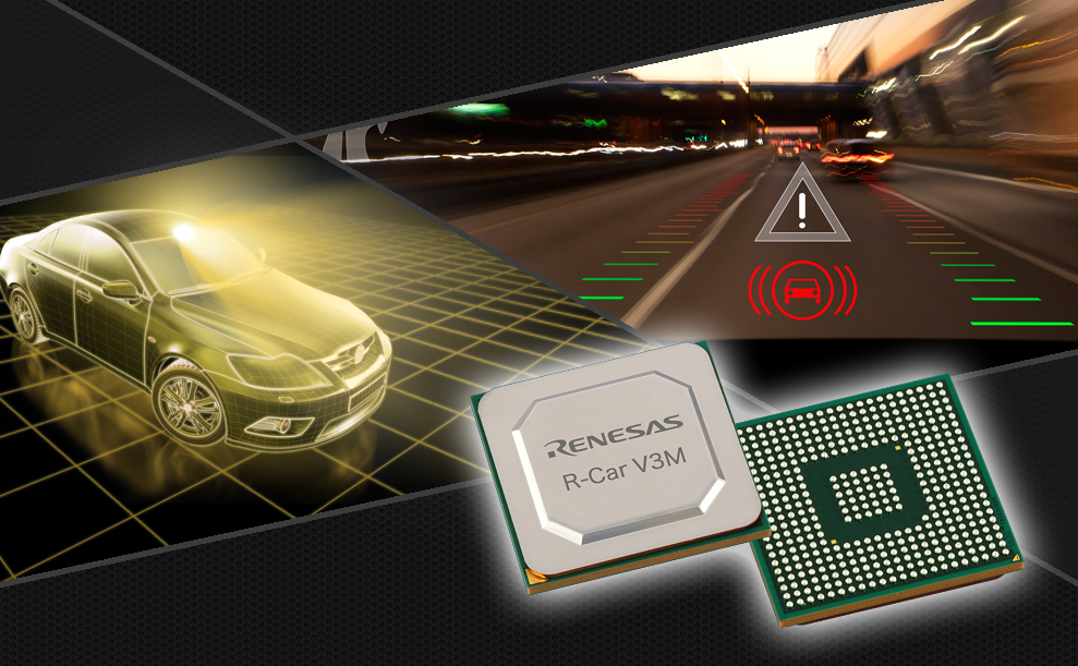 Renesas working on new products for self-driving cars