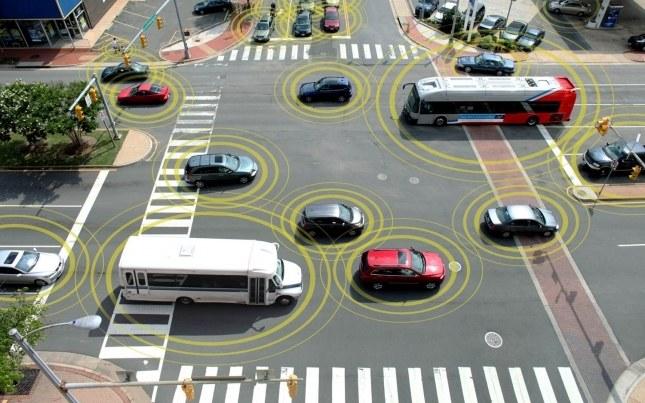 robot cars