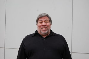 "Steve ""Woz"" Wozniak, co-founder of Apple and chief scientist at Primary Data"
