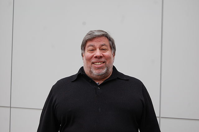 """Steve """"Woz"""" Wozniak, co-founder of Apple and chief scientist at Primary Data"""