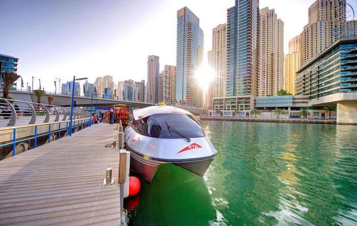 uae boat