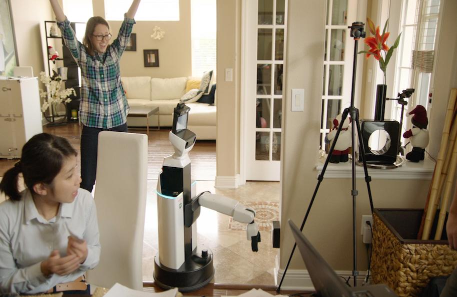 toyota human service robot
