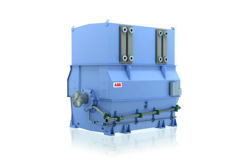 abb AMS 1400 Motor