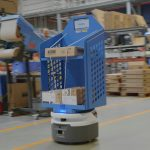 DHL and Wärtsilä complete tests of mobile robots from Fetch Robotics for warehouse operations