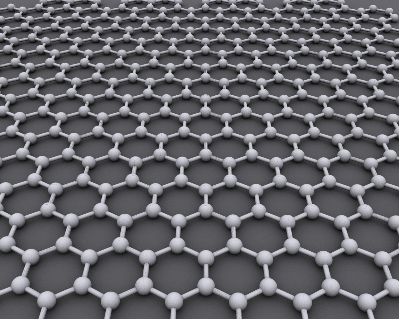Researchers create 'extremely small' sensor using 'white graphene'