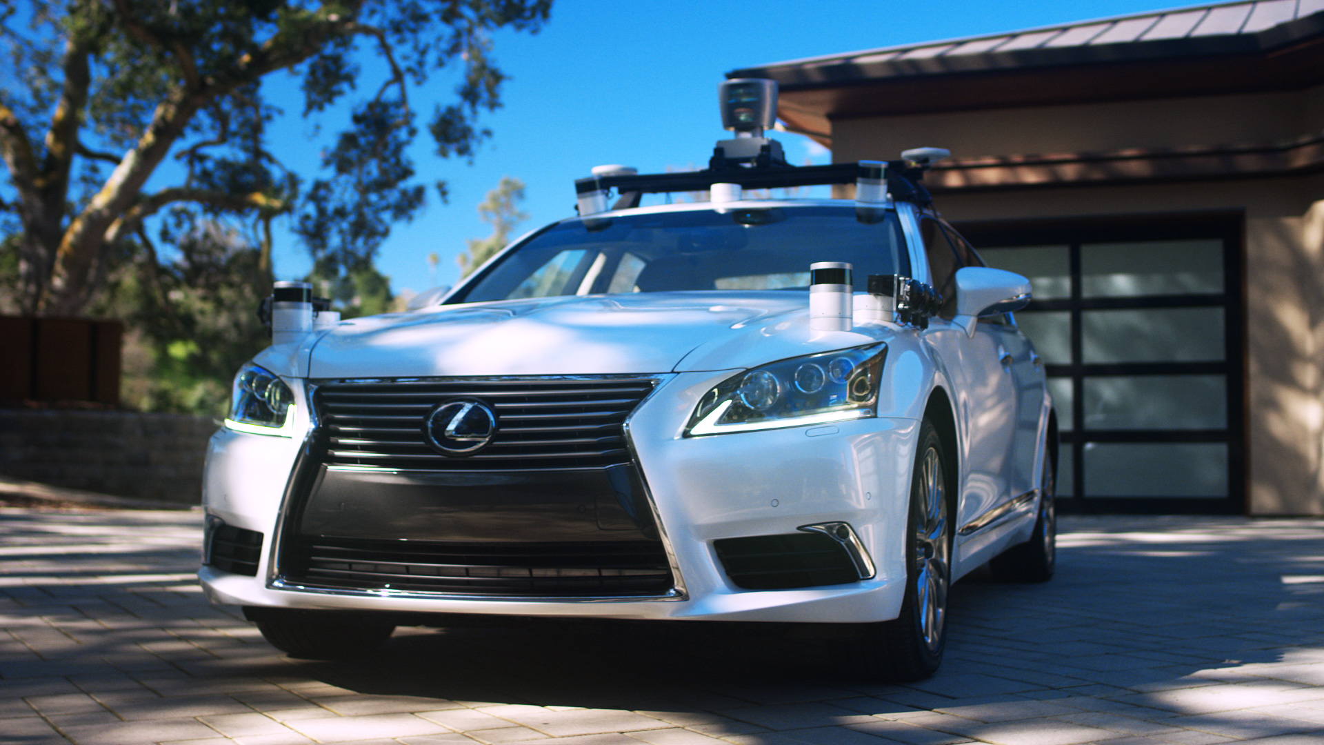 Toyota showcases its new advanced autonomous car platform to Boston robotics community