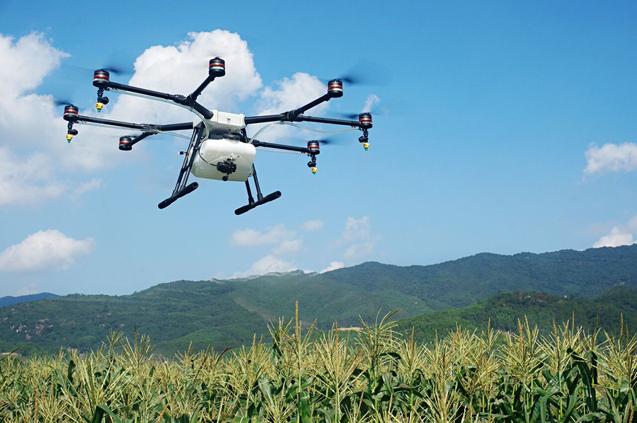 agriculture dji drone