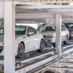 Work starts on 'largest' fully automated parking structure in the US