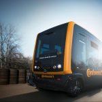 Continental sends out autonomous minibus for a driverless drive