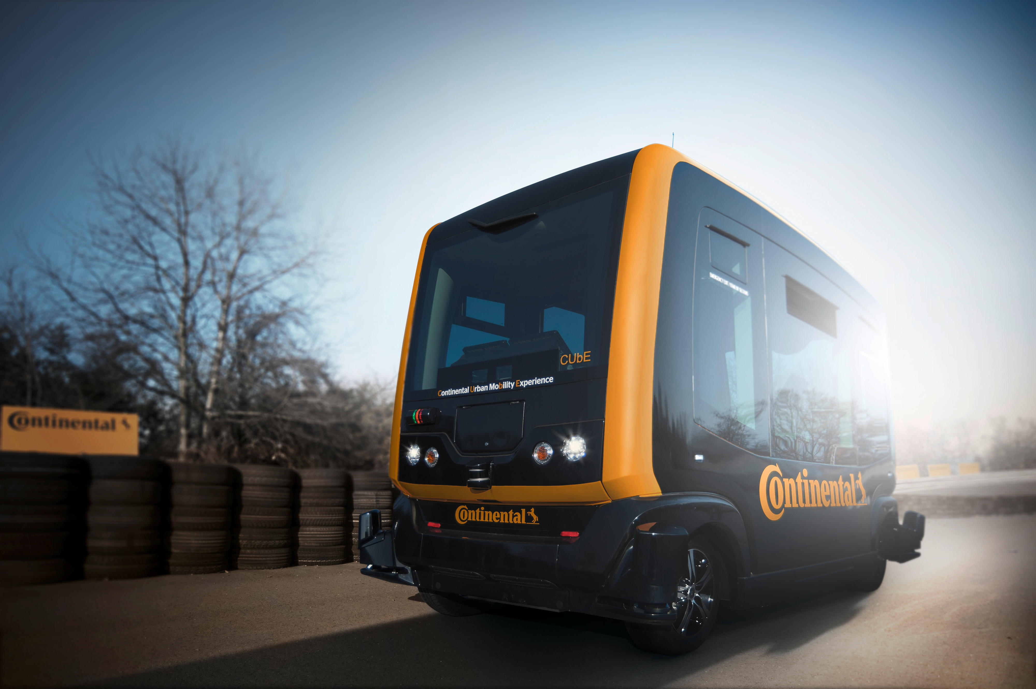 continental cube vehicle 2