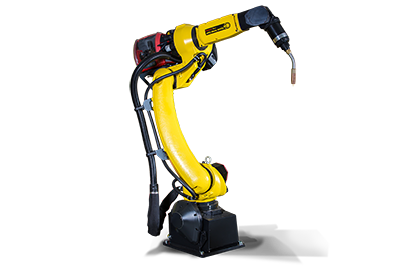 Fanuc launches 'extremely compact' new arc welding robot