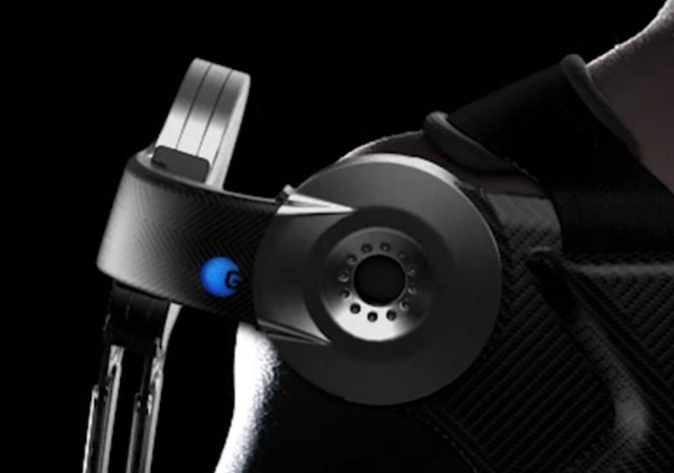 genesis robotics actuator