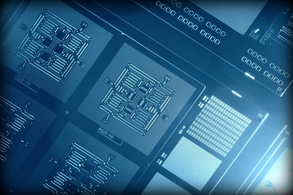 ibm 4-qubit square circuit