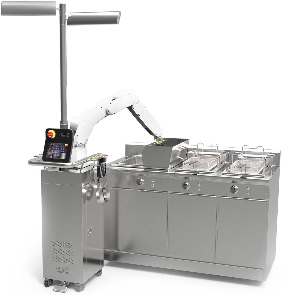 CaliBurger's 'Flippy' robot gets $3 million to flip burgers