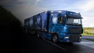 nvidia hella zf self-driving truck