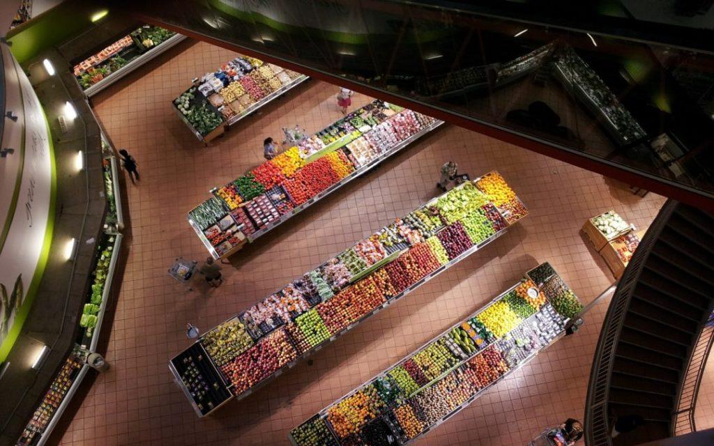 plenty image of grocery store