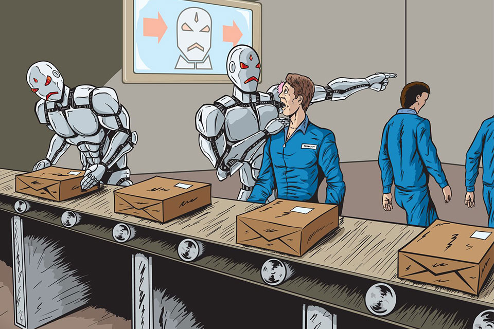 American workers sleepwalking into automated obscurity, says new report