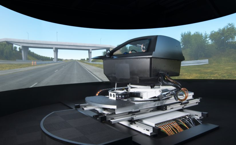 High-end vehicle simulation: Ansible Motion chooses Heason Technology as motion control partner
