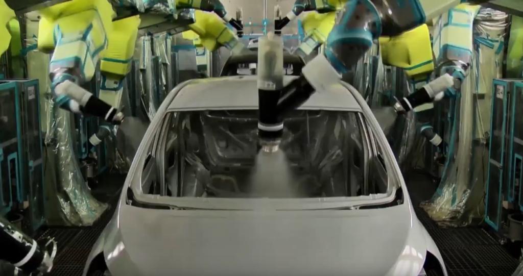 anca multi-robot work cell