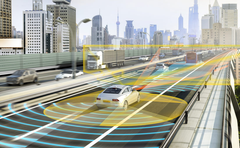 Advanced driver assistance systems market to treble in 10 years