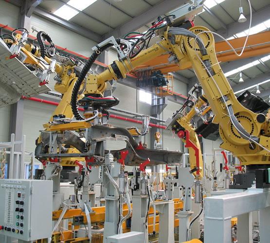 five lakes automation FANUC-555