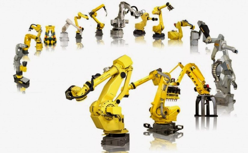 Industrial robotics market projected to reach more than $70 billion by 2023