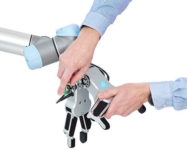 On Robot launches customizable grippers for collaborative robots tasked with multi-size objects