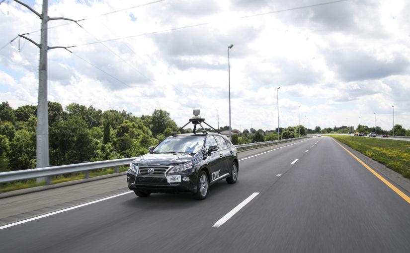 Torc Robotics links up with NXP on self-driving car technology