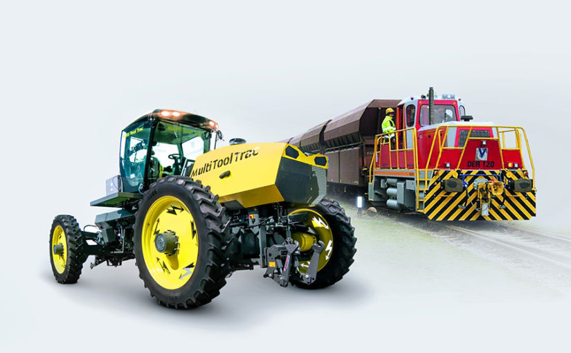 Baumüller develops new drive concepts for large mobile machinery