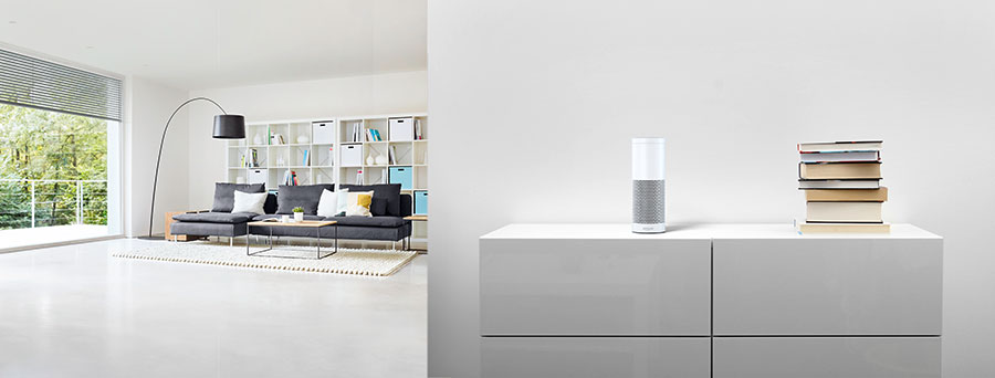 abb home automation amazon echo