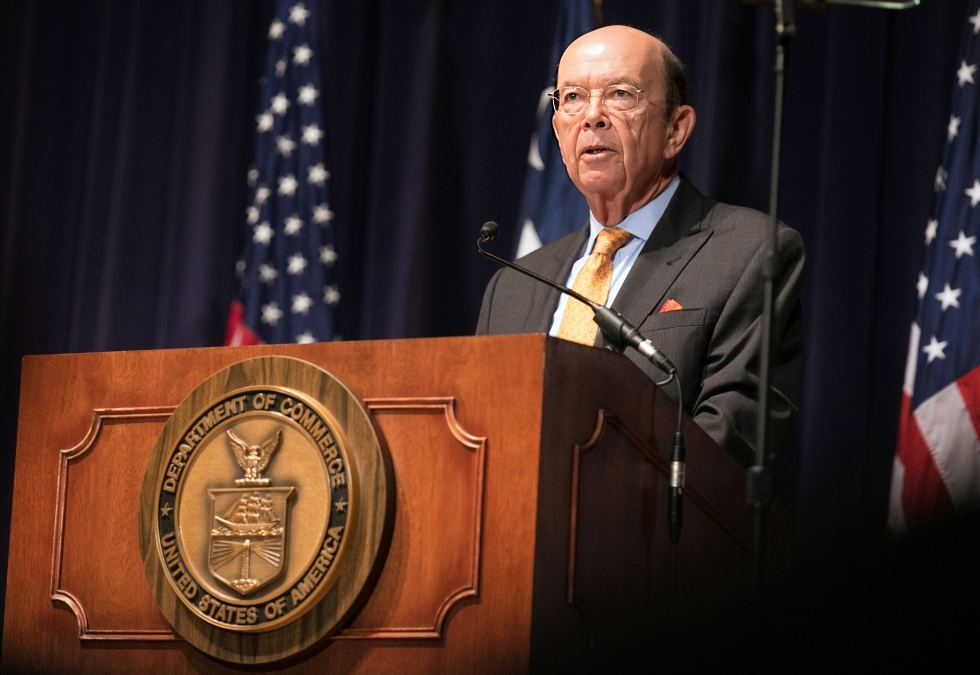 US_Secretary_of_Commerce_Wilbur_Ross