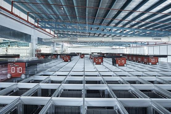 Yusen Logistics Autostore swisslog 1