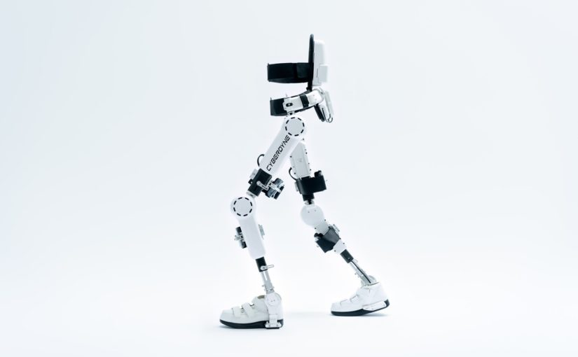 Cyberdyne launches new version of its exoskeleton