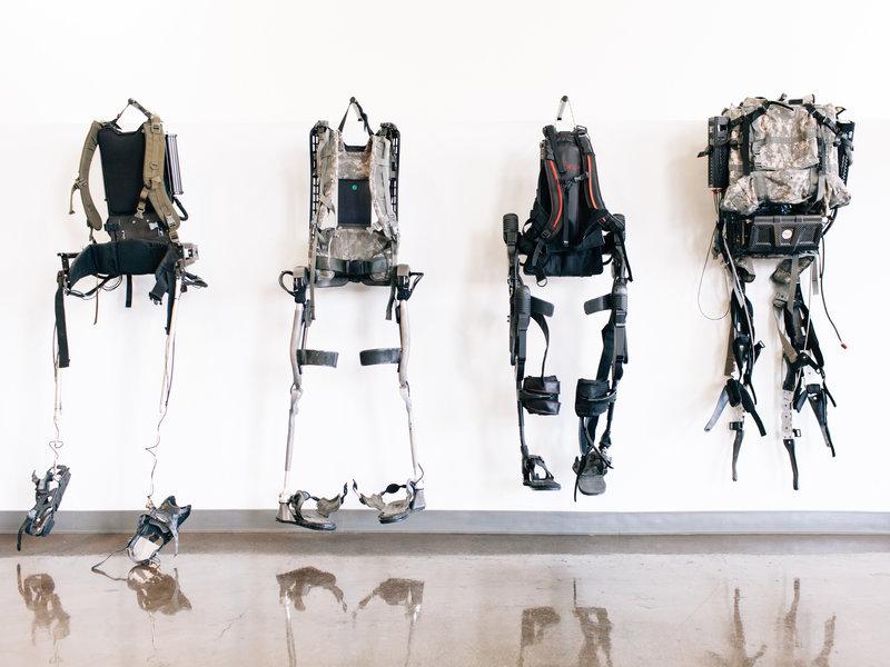 ekso bionics 2
