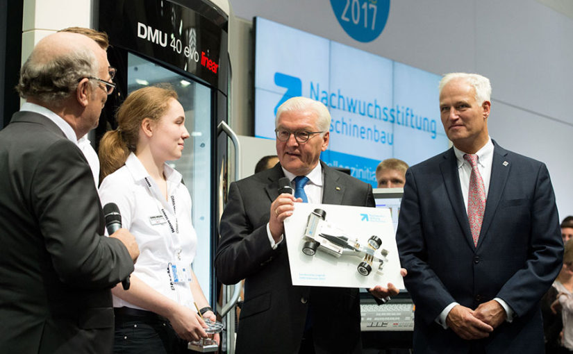 EMO Hannover opens to high-power audience