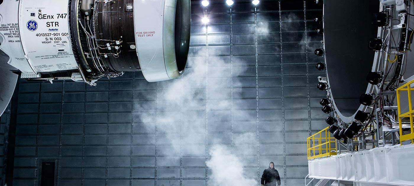 ge aviation jet engine