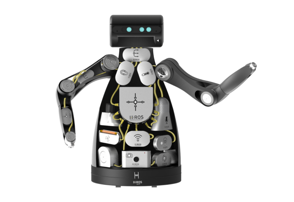 h-ros robot