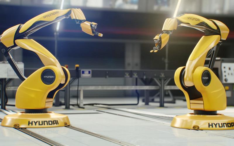Hyundai creates separate industrial robotics division, aims for top 5 status