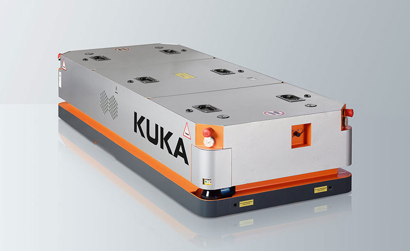 Kuka launches autonomous mobile robot for logistics