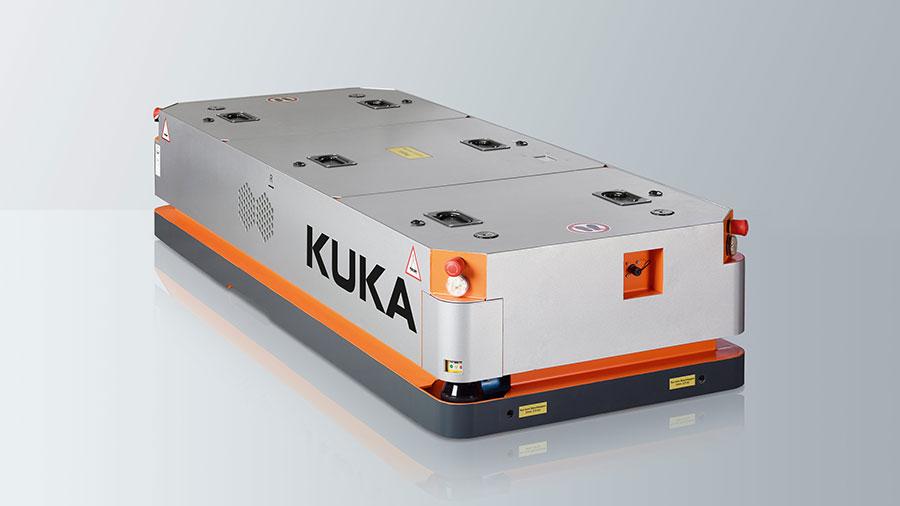 Kuka launches autonomous mobile robot for logistics