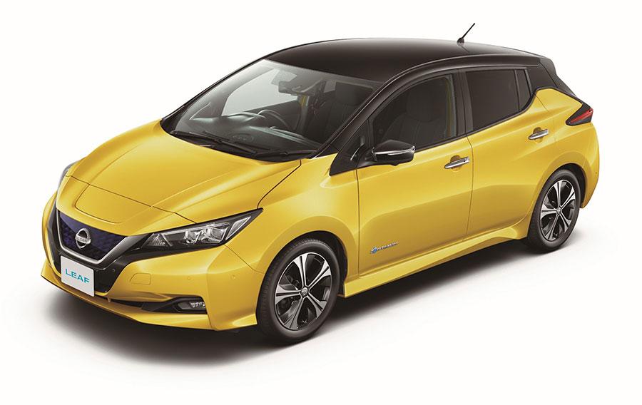 Nissan Leaf Range And Specs Confirmed