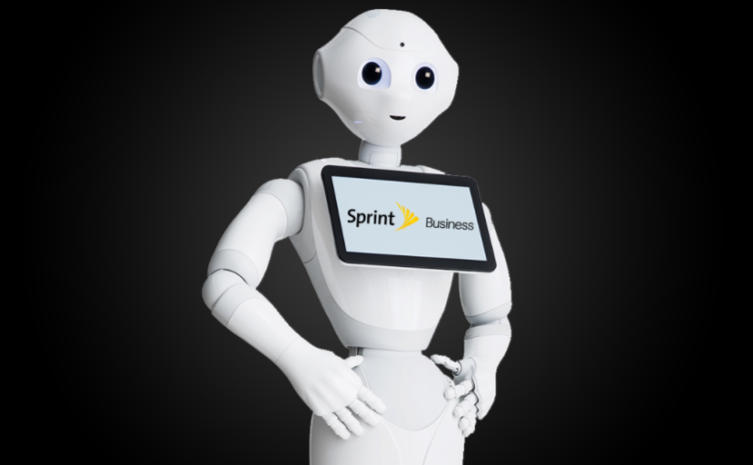 Telecommunications company Sprint to employ Pepper robot for customer relations