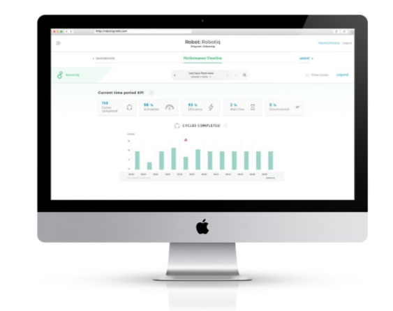 Robotiq launches online monitoring tool for Universal Robots